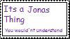 It's a jonas thing by MileyMooCow