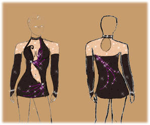 Diamond Kabaret - Leo Design by sanchara