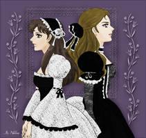 Gothic Lolitas by Nikkou