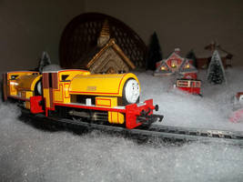 Christmas on Sodor by Blockwave