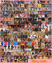 All Disney Ladies by simsim2212