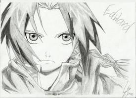 Edward Elric by Zyou5