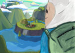 Finn The Human - Completed by marcoshypnos