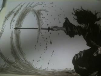 Musashi - Vagabond in Nanquim by marcoshypnos