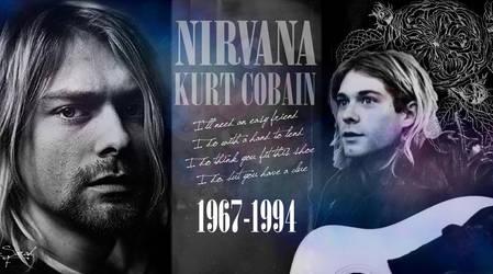 Kurt Cobain by LastOnesLeft