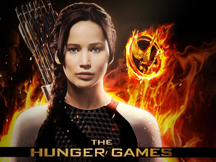 Hunger Games Catching Fire Wallpaper By Raiden 17 On Deviantart