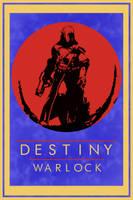 Destiny Warlock Poster by aleco247