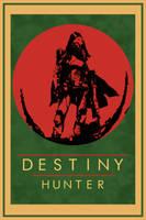 Destiny Hunter Poster by aleco247