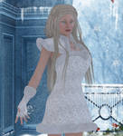 Winter Witch by Erevia