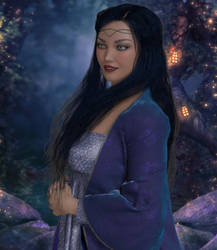 Luthien by Erevia