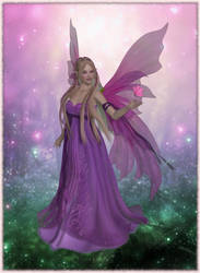 Fairy Queen Titania by Erevia