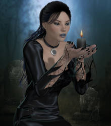 The Last Candle by Erevia