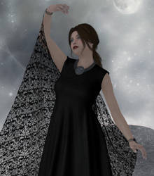 The Muses: Melpomene by Erevia