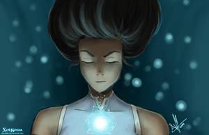 Spiritual Korra II by SolKorra