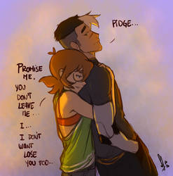 I don't want lose you too... by SolKorra