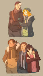 Team Voltron in some years... by SolKorra