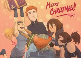 Merry Christmas!!!! by SolKorra