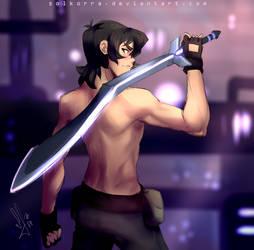 Blade of Marmora by SolKorra