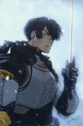 Knight Iida by SolKorra
