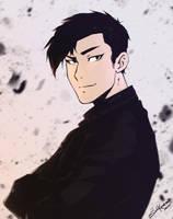 Young Shiro by SolKorra