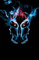 Skull by ladyrapid
