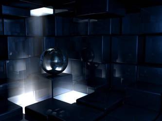 Cube by ladyrapid