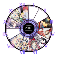 Art Summary 2018 by greaji