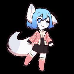 Wolfychu!    Fanart by ChoccoMao
