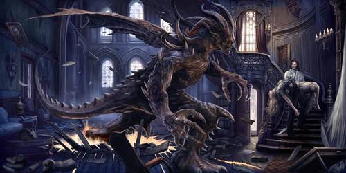 Black Magic by DusanMarkovic