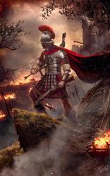 Roman Hunter by DusanMarkovic