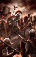 For the glory of Rome by DusanMarkovic