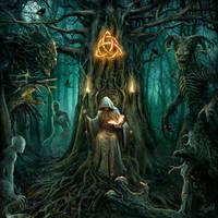 The druid king by DusanMarkovic