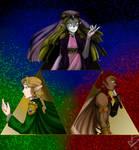 Comission - Zelda Role Swap by Finniah