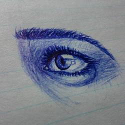 Sketch by Lonnie-Collins