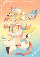 Shin (my Oc) Twtich ! by Moewxa