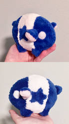 HTKM Mukumuku Plush by CraftyKenzie