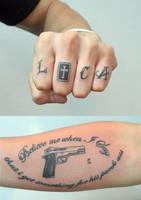 Small californian stuff.. by tatuato