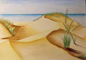Beach by ninnakenway