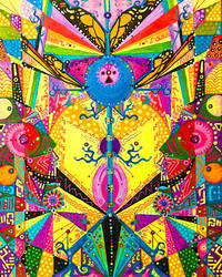 Mirror Neuron the Wall by Rayjmaraca