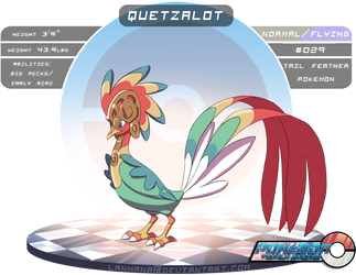 #029: Quetzalot by Lanmana