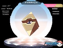 #050: Pyramin by Lanmana