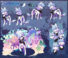 Fantasia by Lanmana