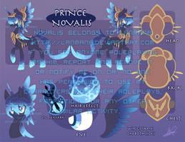 Prince Novalis Ref by Lanmana