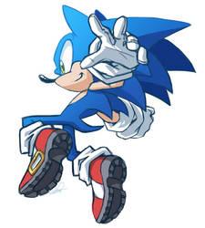 Sonic by Lanmana