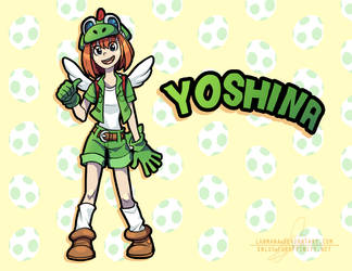 Yoshina by Lanmana