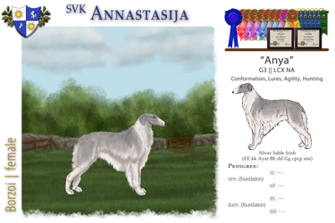 SVK Annastasija by MistyofSunrise