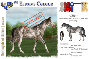 DECEASED :: SVI Elusive Colour by MistyofSunrise