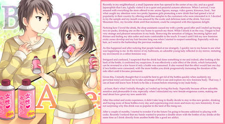 [TG] Addicted to a new Japanese flavor by Lord-Enemil