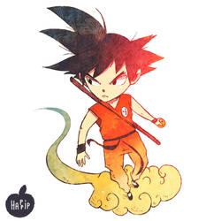 Son Goku by happip