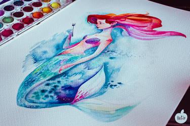 Ariel by happip